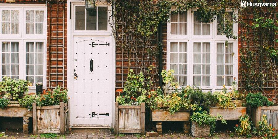 Construye tus jardineras de madera de una forma rápida y sencilla.