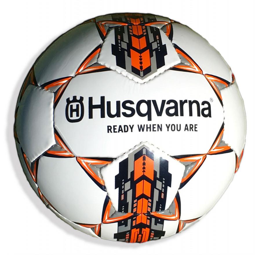 Balón de fútbol Husqvarna que conmemora el Mundial de Rusia 2018 f1c6a73e5cd75