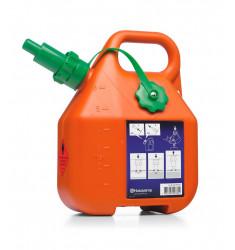 Bidón gasolina naranja
