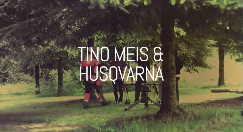 Tino Meis, embajador oficial de Husqvarna