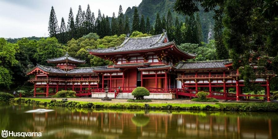 El jardín japonés, un paisaje arquitectónico cargado de simbolismo