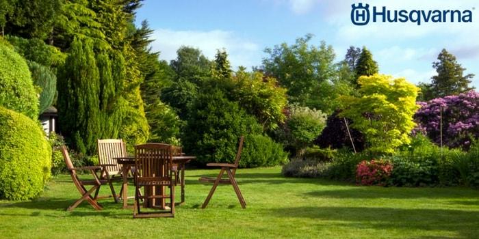 Si No Sabes Como Decorar Un Jardin Pequeno Inspirate Con Husqvarna