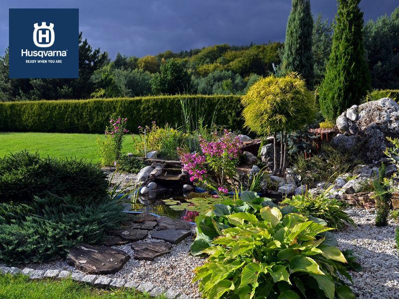 Transforma tu jardín en una rocalla