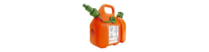 Aceites y gasolinas
